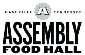 ASSEMBLY FOOD HALL NASHVILLE A TENNESSEE