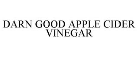 DARN GOOD APPLE CIDER VINEGAR