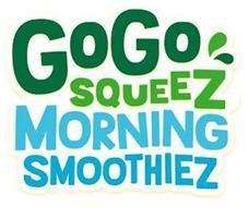 GOGO SQUEEZ MORNING SMOOTHIEZ
