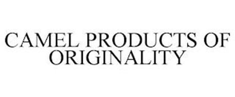CAMEL PRODUCTS OF ORIGINALITY