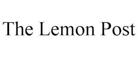 THE LEMON POST