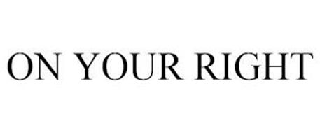 ON YOUR RIGHT