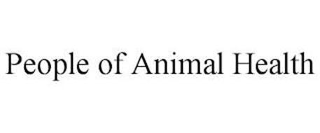 PEOPLE OF ANIMAL HEALTH