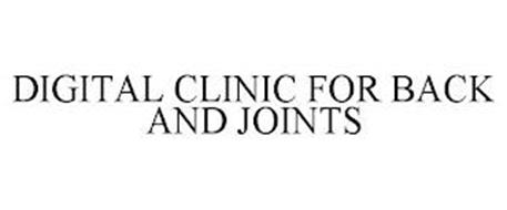 DIGITAL CLINIC FOR BACK AND JOINTS
