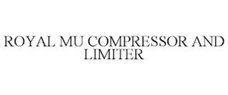 ROYAL MU COMPRESSOR AND LIMITER