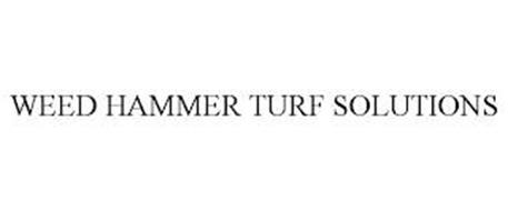 WEED HAMMER TURF SOLUTIONS