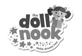THE DOLL NOOK DOLLS DREAM TOO