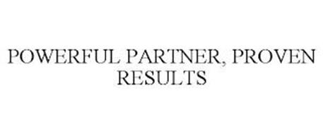 POWERFUL PARTNER, PROVEN RESULTS