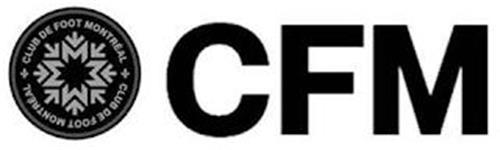 CLUB DE FOOT MONTRÉAL CFM