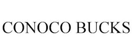 CONOCO BUCKS
