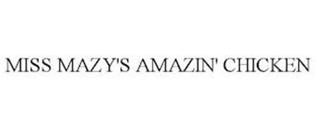 MISS MAZY'S AMAZIN' CHICKEN