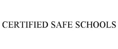 CERTIFIED SAFE SCHOOLS