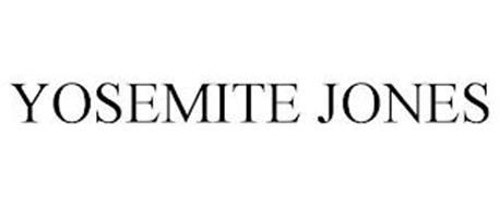 YOSEMITE JONES