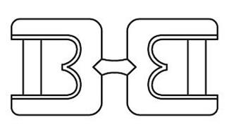 LETTERS B AND M