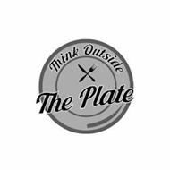 THINK OUTSIDE THE PLATE