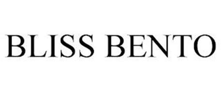 BLISS BENTO