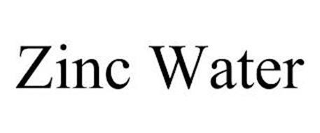 ZINC WATER