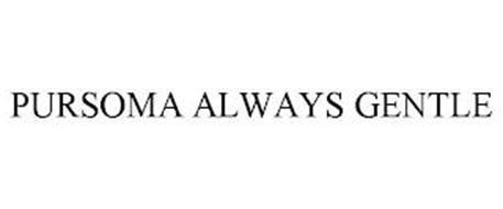 PURSOMA ALWAYS GENTLE