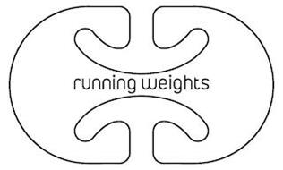 RUNNING WEIGHTS