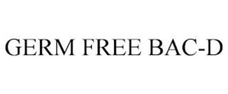 GERM FREE BAC-D