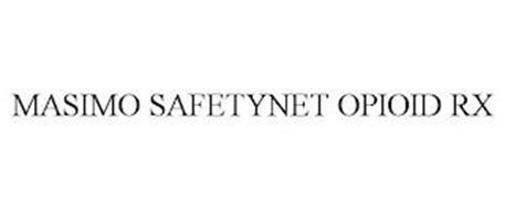 MASIMO SAFETYNET OPIOID RX
