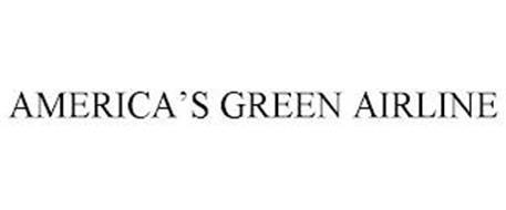 AMERICA'S GREEN AIRLINE