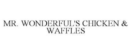 MR. WONDERFUL'S CHICKEN & WAFFLES