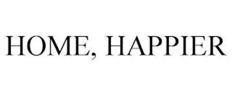 HOME, HAPPIER