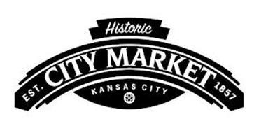 HISTORIC EST. CITY MARKET 1857 KANSAS CITY
