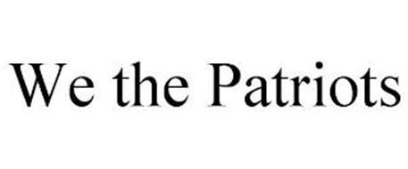 WE THE PATRIOTS