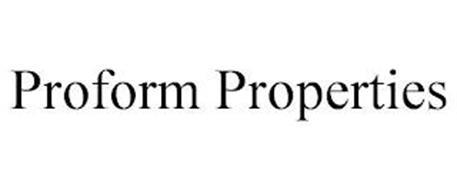 PROFORM PROPERTIES