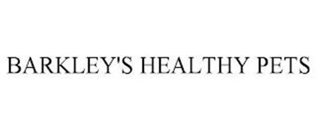 BARKLEY'S HEALTHY PETS