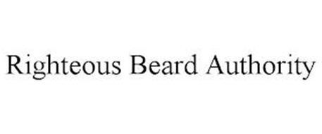 RIGHTEOUS BEARD AUTHORITY