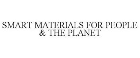 SMART MATERIALS FOR PEOPLE & THE PLANET