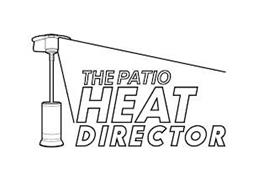 THE PATIO HEAT DIRECTOR
