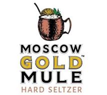 MOSCOW GOLD MULE HARD SELTZER