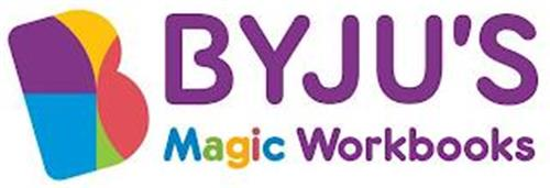 B BYJU'S MAGIC WORKBOOKS