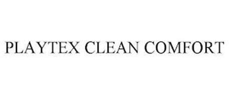 PLAYTEX CLEAN COMFORT