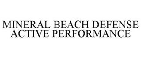 MINERAL BEACH DEFENSE ACTIVE PERFORMANCE