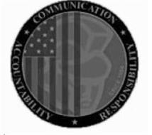COMMUNICATION RESPONSIBILITY ACCOUNTABILITY