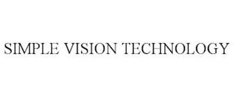 SIMPLE VISION TECHNOLOGY
