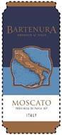 BARTENURA PRODUCT OF ITALY MOSCATO PROVINCIA DI PAVIA IGP