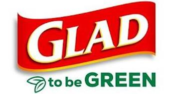 GLAD TO BE GREEN