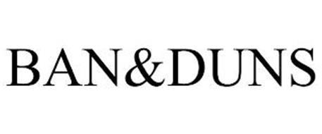 BAN&DUNS