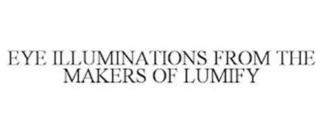 EYE ILLUMINATIONS FROM THE MAKERS OF LUMIFY
