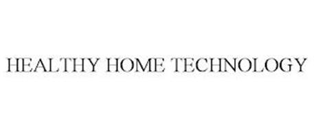 HEALTHY HOME TECHNOLOGY