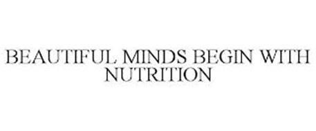 BEAUTIFUL MINDS BEGIN WITH NUTRITION