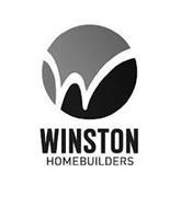 W WINSTON HOMEBUILDERS