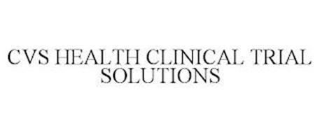 CVS HEALTH CLINICAL TRIAL SOLUTIONS