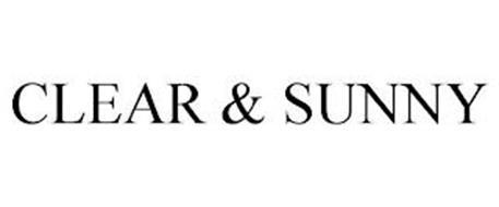 CLEAR & SUNNY